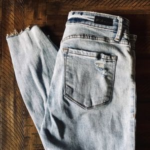 STS Blue Ellie High Rise Ankle Jeans 27